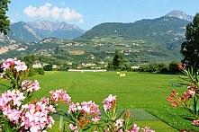 Übungsanlage bei Riva del Garda