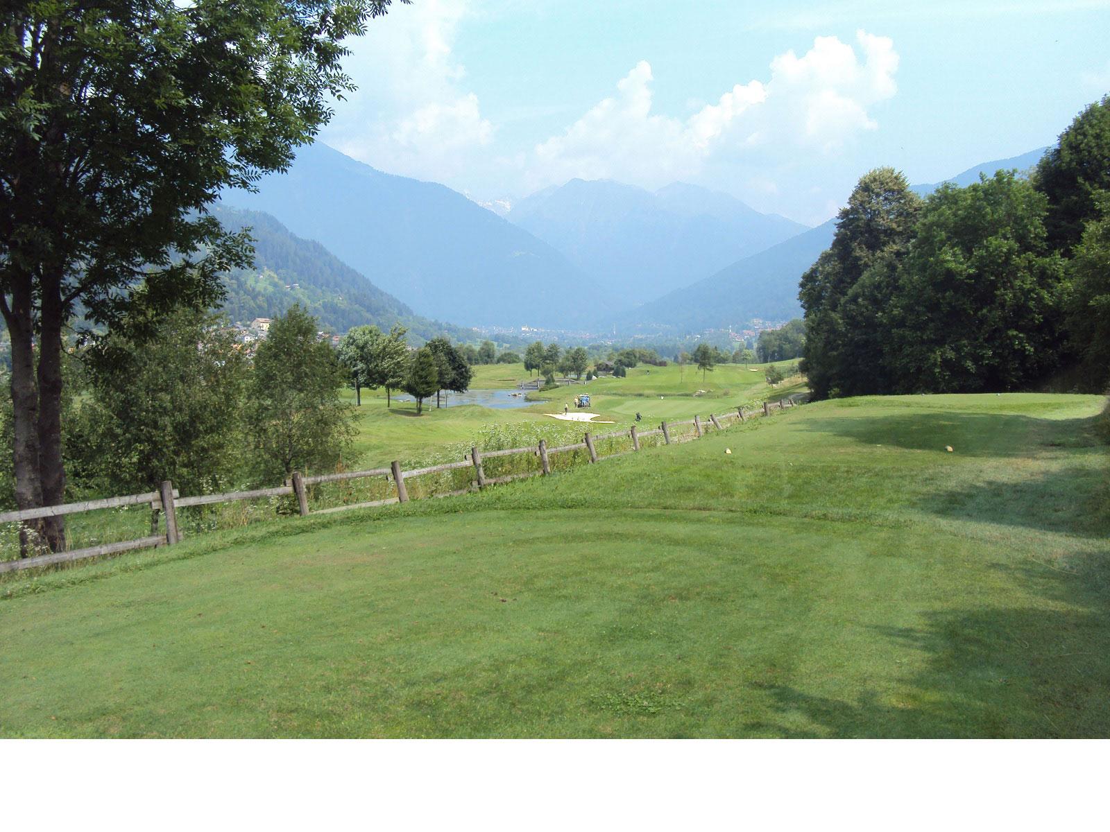 Golf im Rendenatal