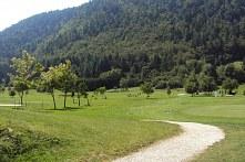 Golf in herrlicher Natur