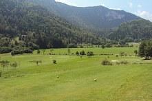 Übersicht Golfplatz