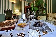 Zigarren Lounge am Abend